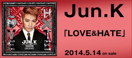 「Jun.K」